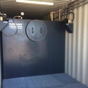 Containertanke